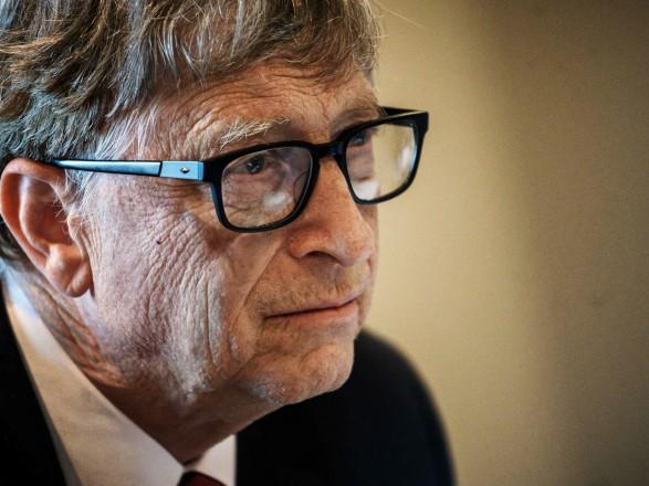 Білл Гейтс планує інвестувати 2 млрд доларів у боротьбу зі змінами клімату