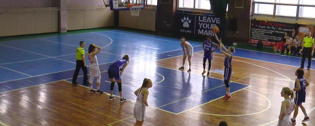 Франківські баскетболістки перемогли на виїзді суперниць зі столиці (ФОТО)
