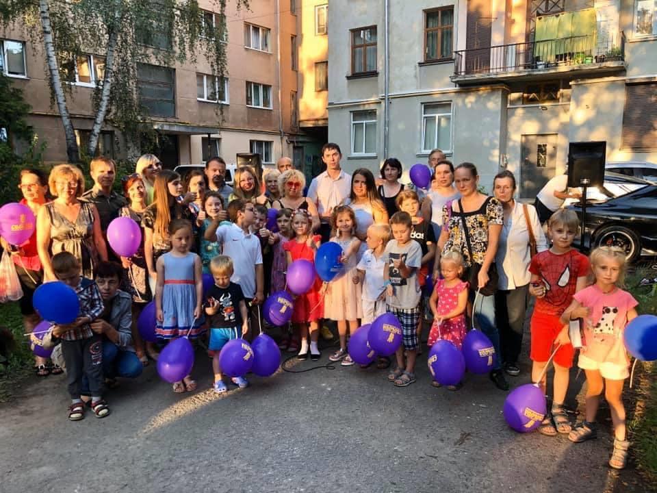 У Івано-Франківській ТГ витратять чверть мільйона бюджетних гривень на партійні свята