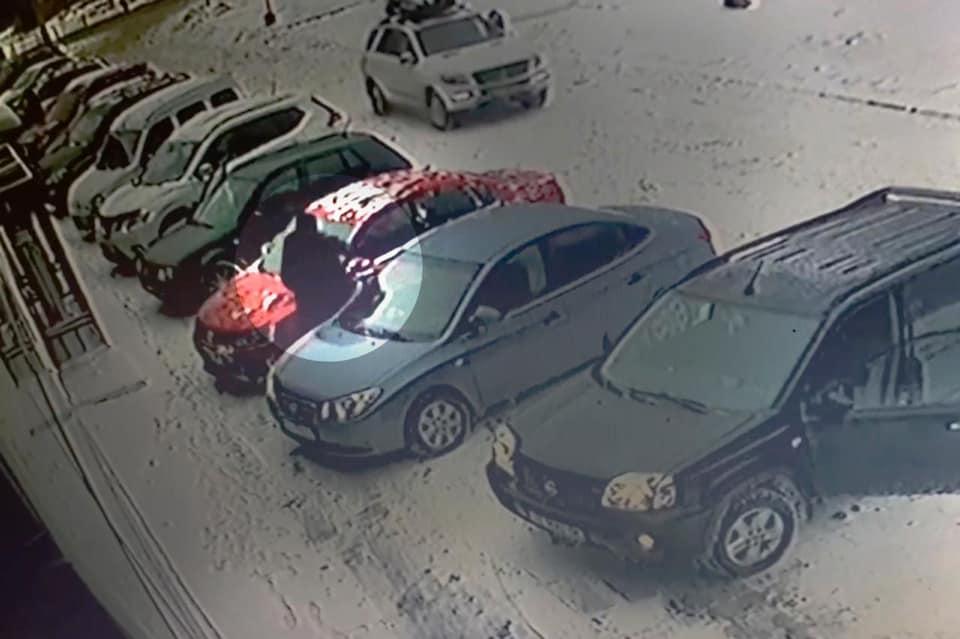 Сканером відкривав автівки та забирав речі: поліцейські Прикарпаття затримали крадія (ФОТО, ВІДЕО)