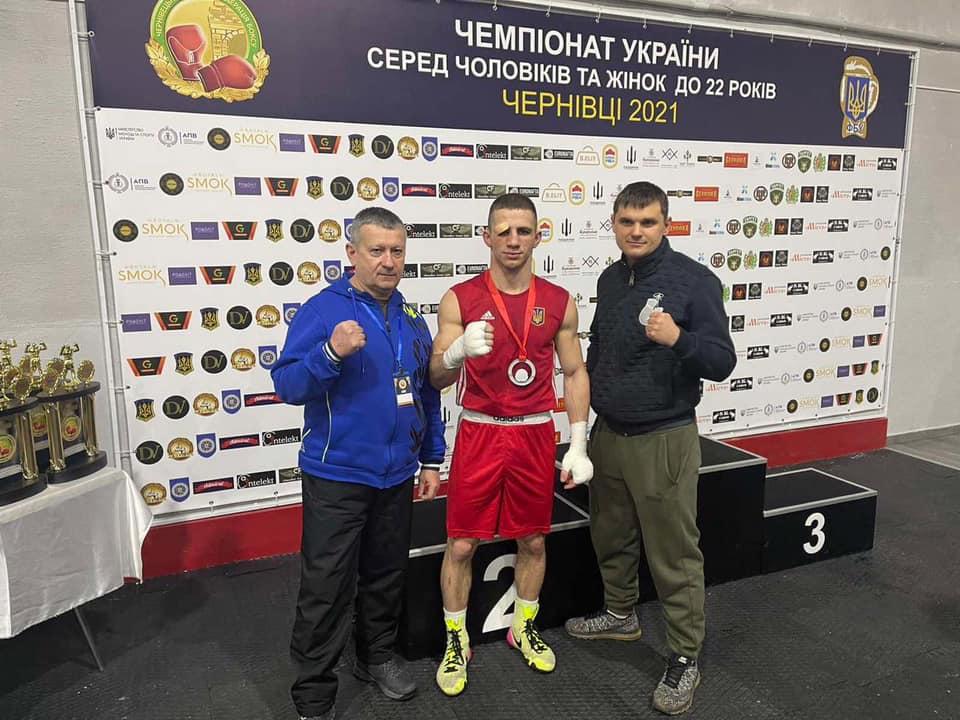 Чотири нагороди вибороли франківські боксери на чемпіонаті України (ФОТО)