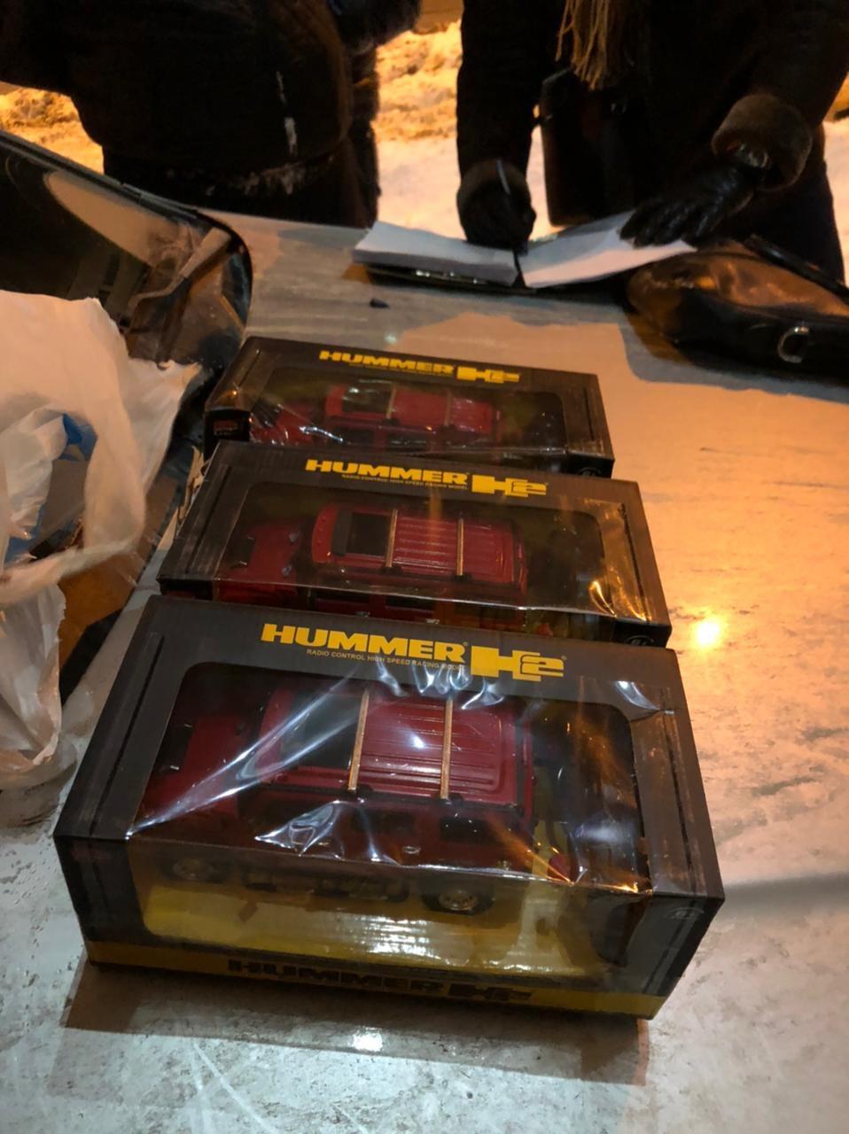 У Львові експоліціянт продавав кокаїн, ховаючи його у дитячих машинках (ФОТО)