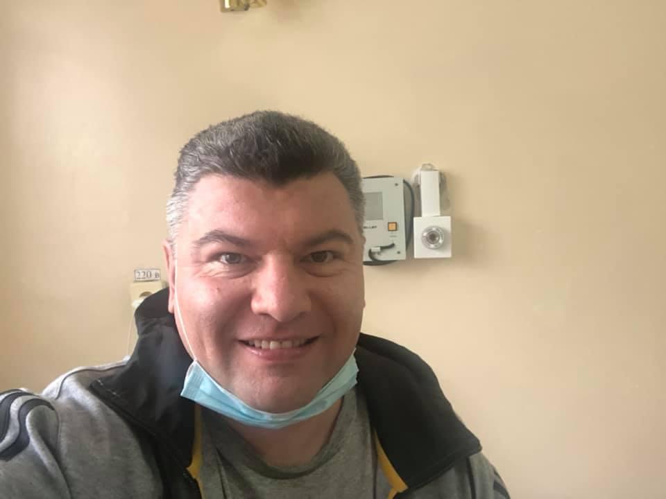 Кандидат в нардепи по 87 окрузі потрапив до лікарні з COVID-19