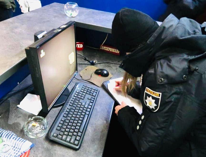 На Івано-Франківщині виявили ще три нелегальні гральні заклади (ФОТО)