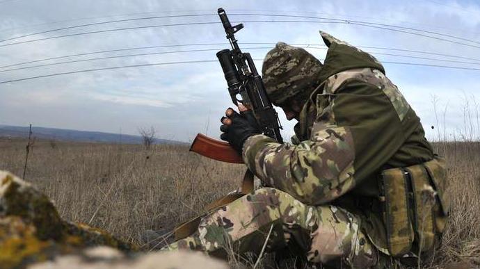 Ворожий снайпер убив ще одного військового на Донбасі