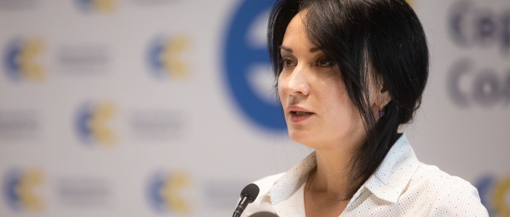 Карпати повинні отримати новий імпульс розвитку, – кандидатка у 87 окрузі Маруся Звіробій подала документи в ЦВК