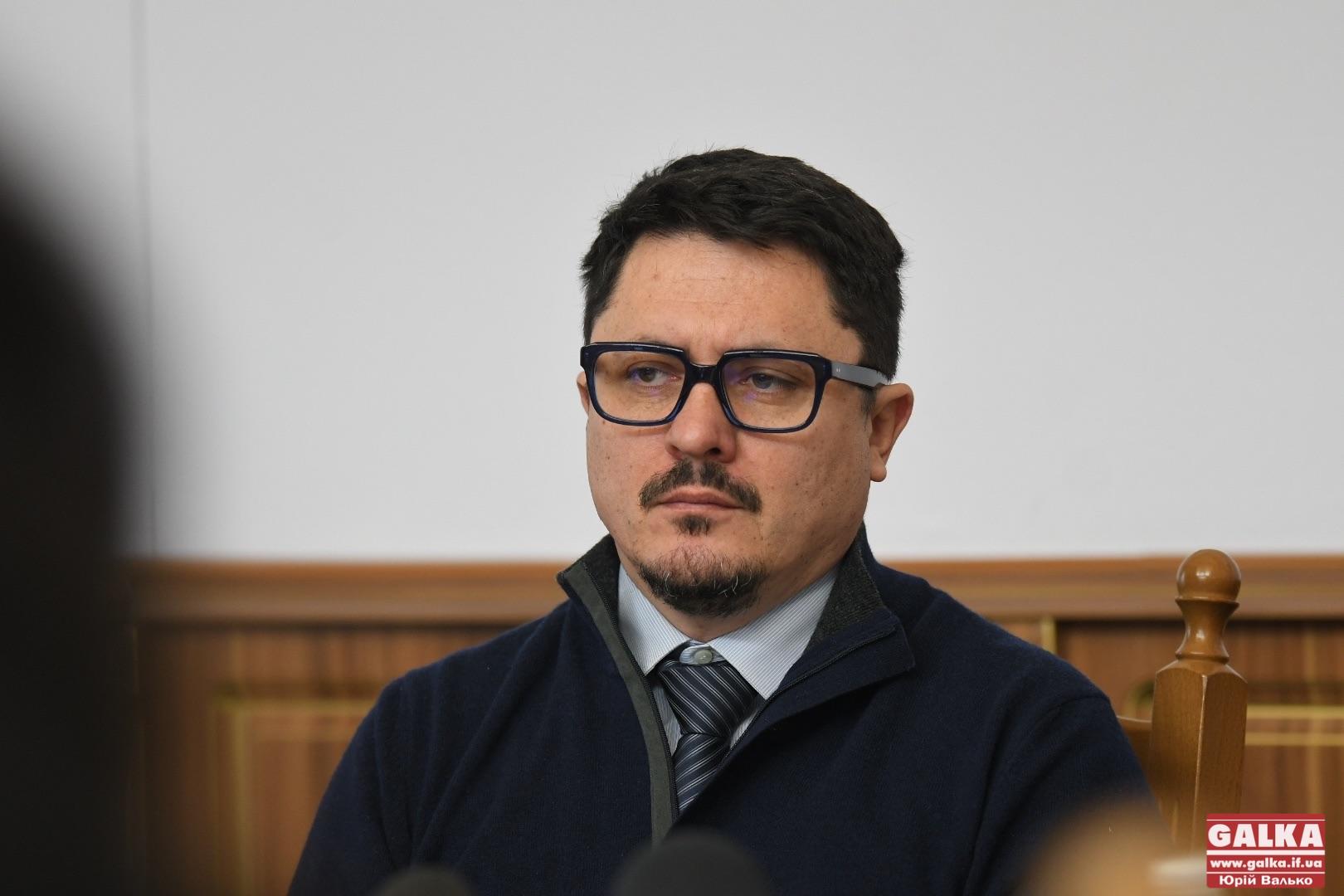 Андрій Бойчук попрощався з посадою голови ОДА і привітав наступницю