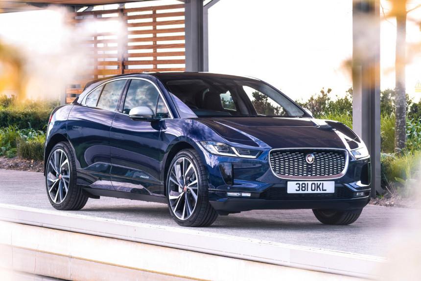 Jaguar повністю перейде на виробництво електрокарів