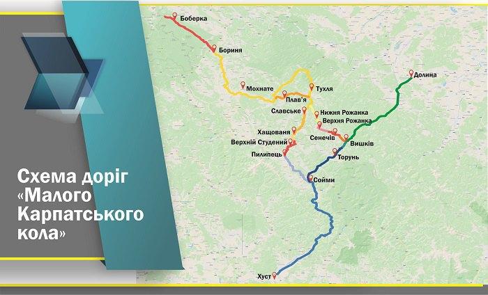 Кирило Тимошенко: Національна програма «Велике будівництво» пришвидшить реалізацію проєкту «Мале Карпатське коло»