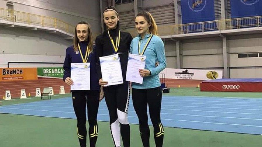 Прикарпатська легкоатлетка виборола бронзу на чемпіонаті України (ФОТО)