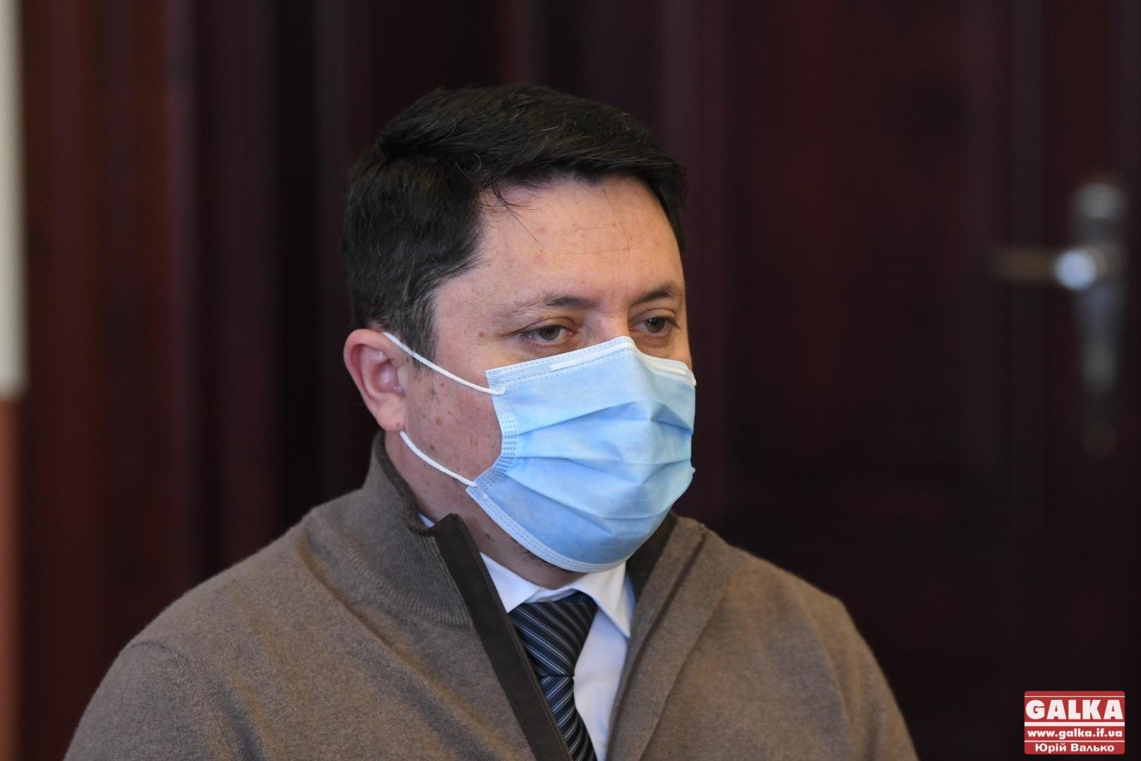 Голова ОДА Андрій Бойчук відзвітував про боротьбу з COVID-19 за 100 днів на роботі