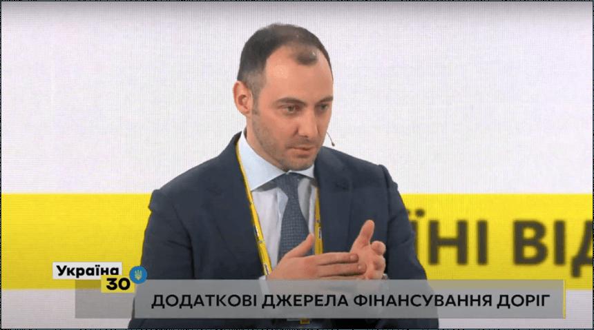 Частка відремонтованих доріг у 2021 році сягне вже 37%, – голова Укравтодору Олександр Кубраков