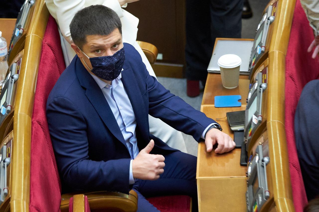 Прощук: парламент прийняв важливий закон про посилення захисту лісів та запобігання пожежам