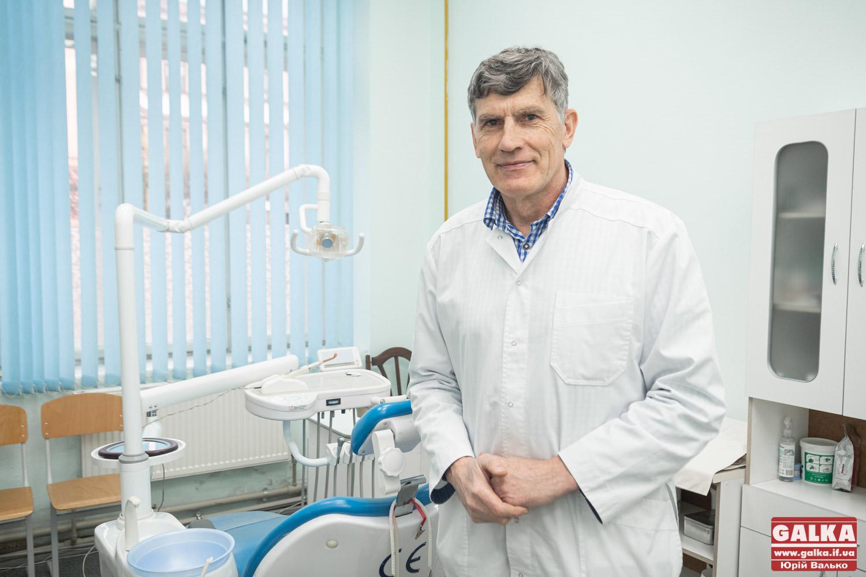 67 видалених зубів за день: один з найстарших стоматологів Франківська розповів про роботу в юності та тепер (ФОТО)