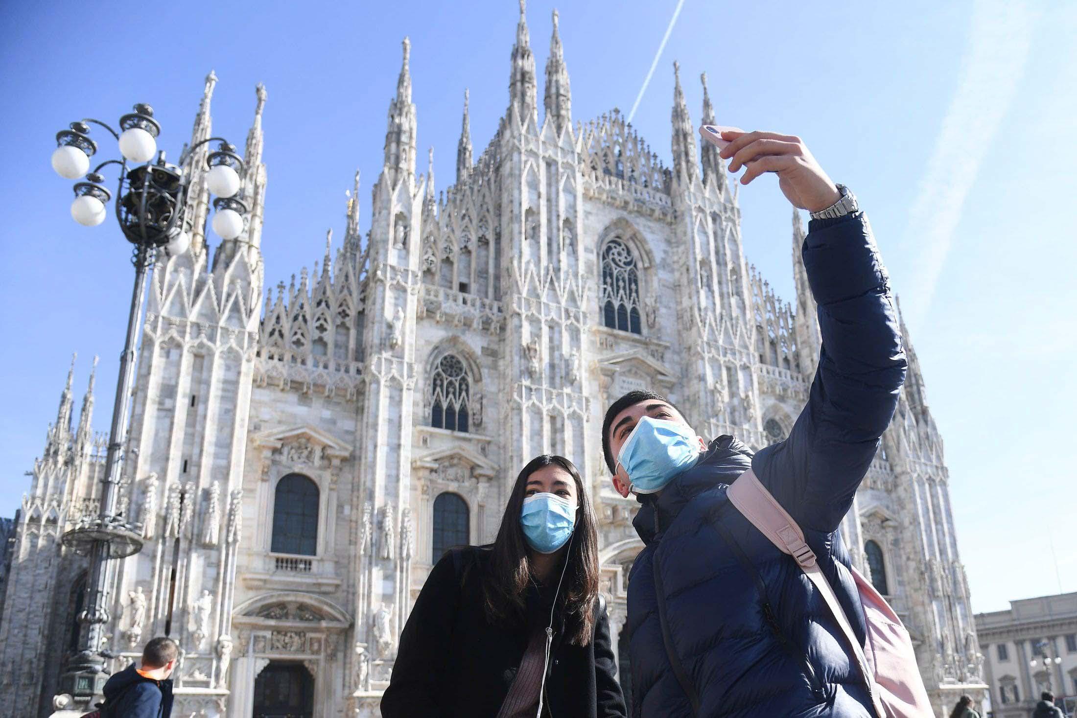 ЄС відкриває кордони для вакцинованих туристів