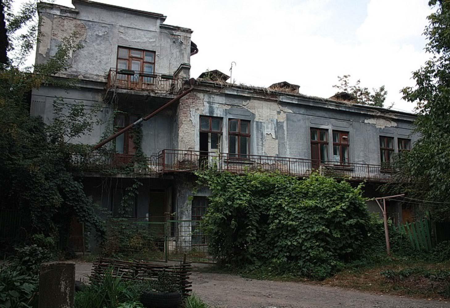 У Франківську будинок, в якому творив Заливаха, продали за 1,65 млн. гривень
