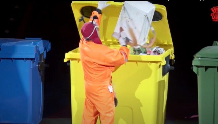 Київський цирк представив шоупрограму без тварин (ВІДЕО)