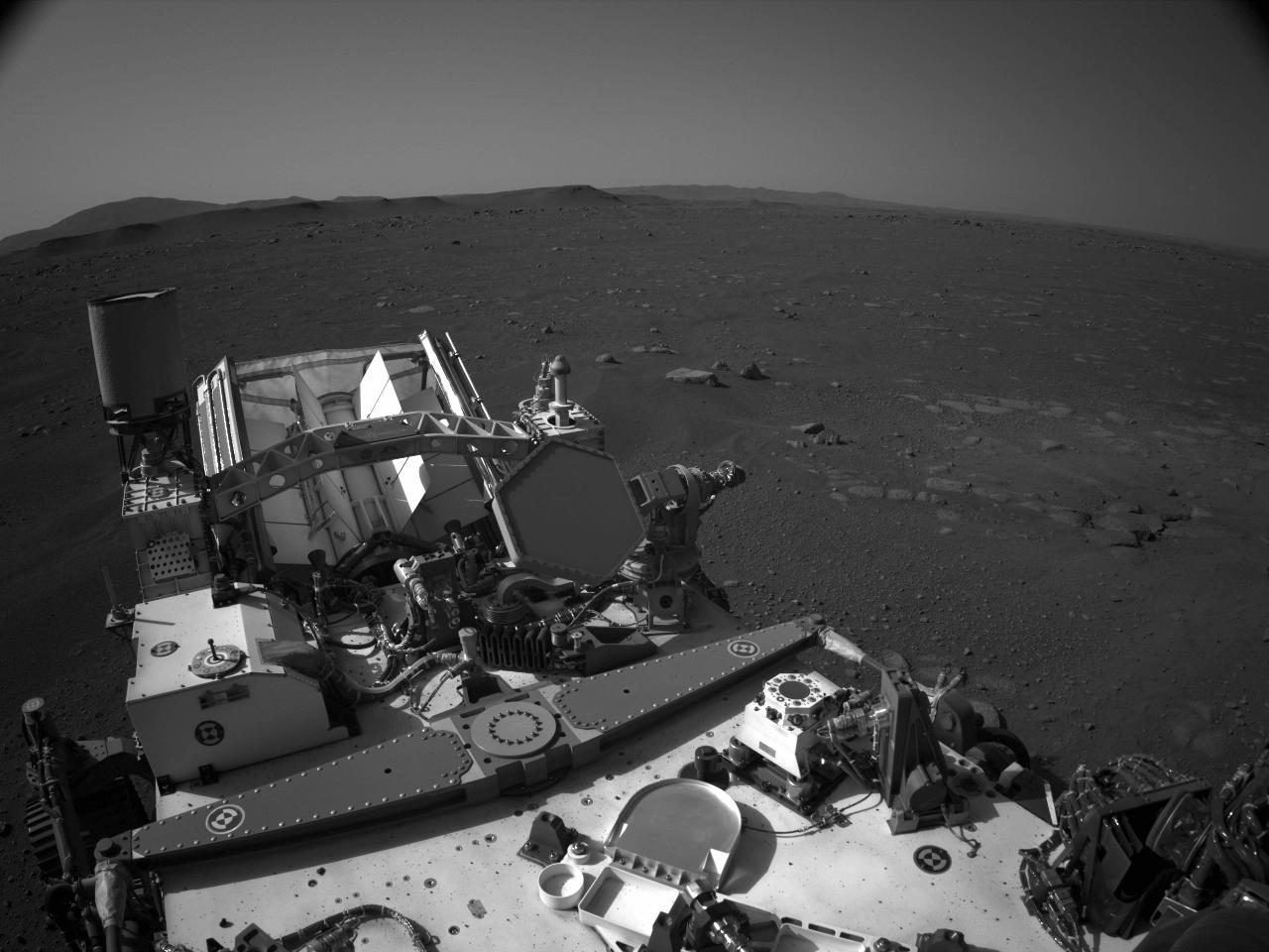 """""""Сім хвилин жаху"""": Perseverance надіслав на Землю перше відео та аудіо з Марсу"""