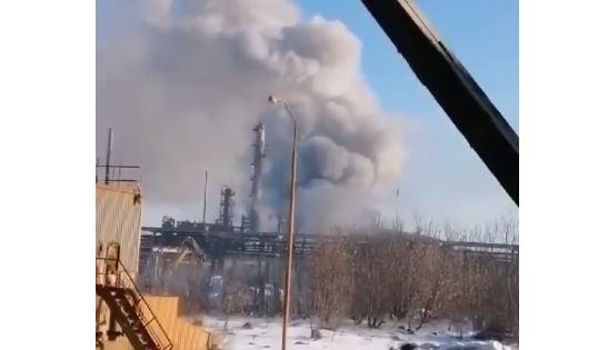 Під час хімічного викиду на заводі в Калуші отримала травми одна людина