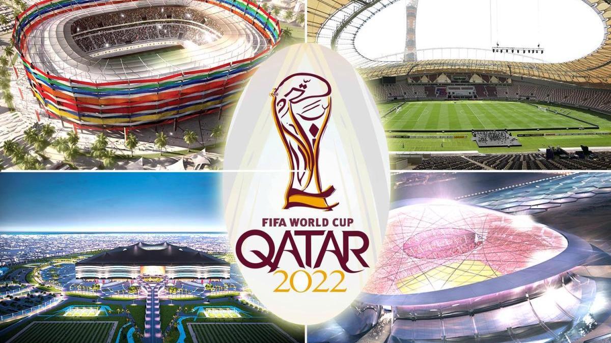 Стадіони Катару для Чемпіонату світу з футболу 2022
