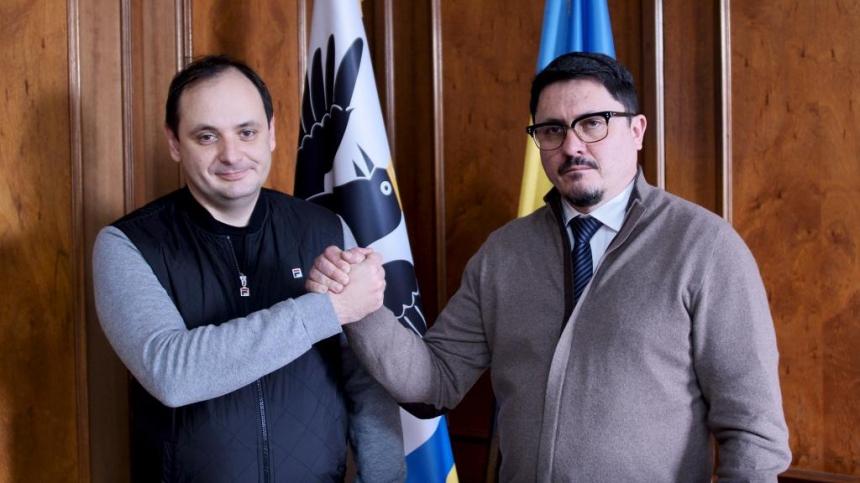 Бойчук та Марцінків підтримали підписання Меморандуму щодо безперебійного теплопостачання (ВІДЕО)