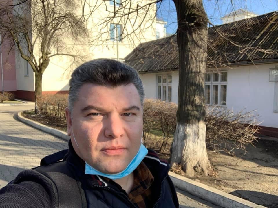 Михайло Ноняк одужав від COVID-19: я знову в строю і не втомлюватимуся говорити незручні для багатьох речі