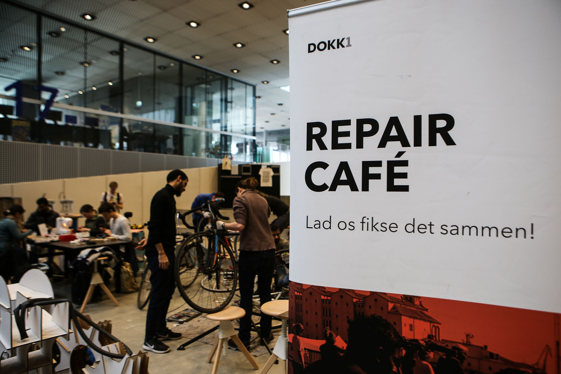 Старим речам – нове життя, або як працюють «ремонтні кафе»