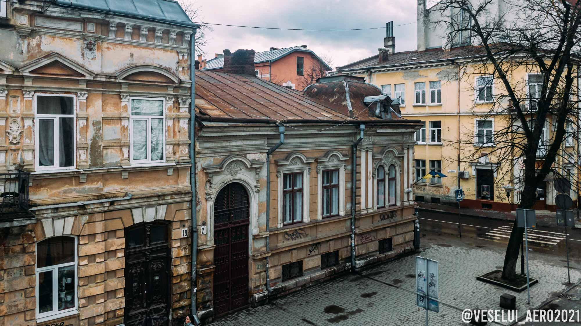 Була одна з найкращих: вулицю Шевченка показали з висоти пташиного польоту (ФОТО)