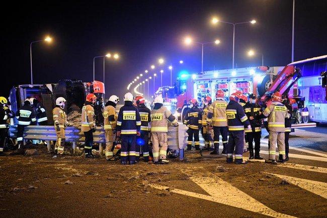 ДТП в Польщі: 6 українців загинуло, ще 15 травмовані (ФОТО)