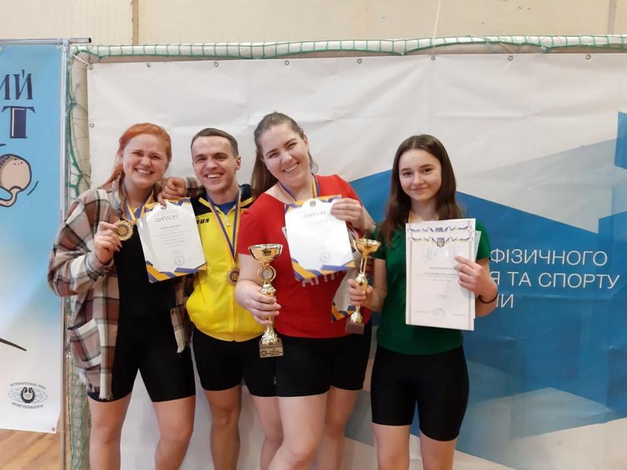 Франківські студенти стали чемпіонами України з гирьового спорту (ФОТО)