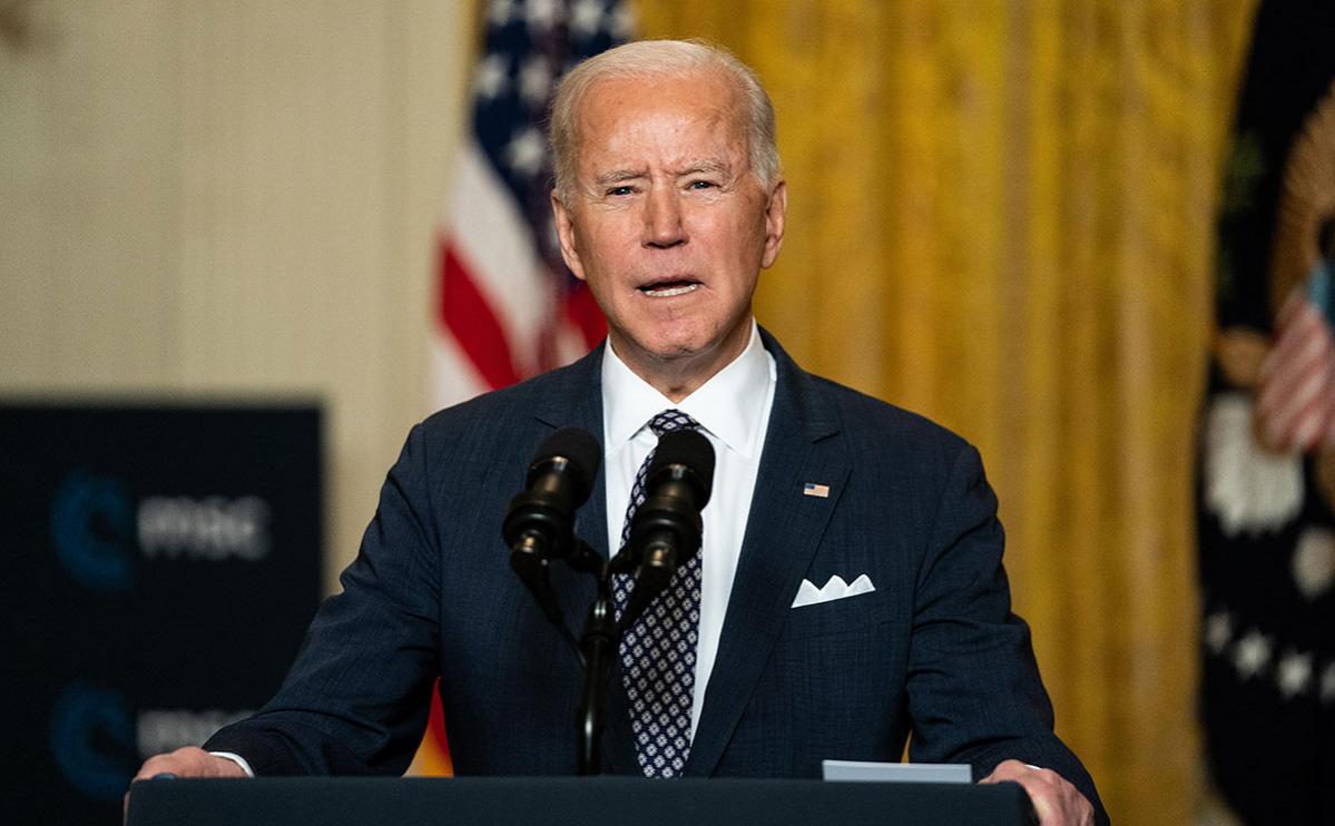 Джо Байден дав першу офіційну прес-конференцію на посаді президента США (ВІДЕО)