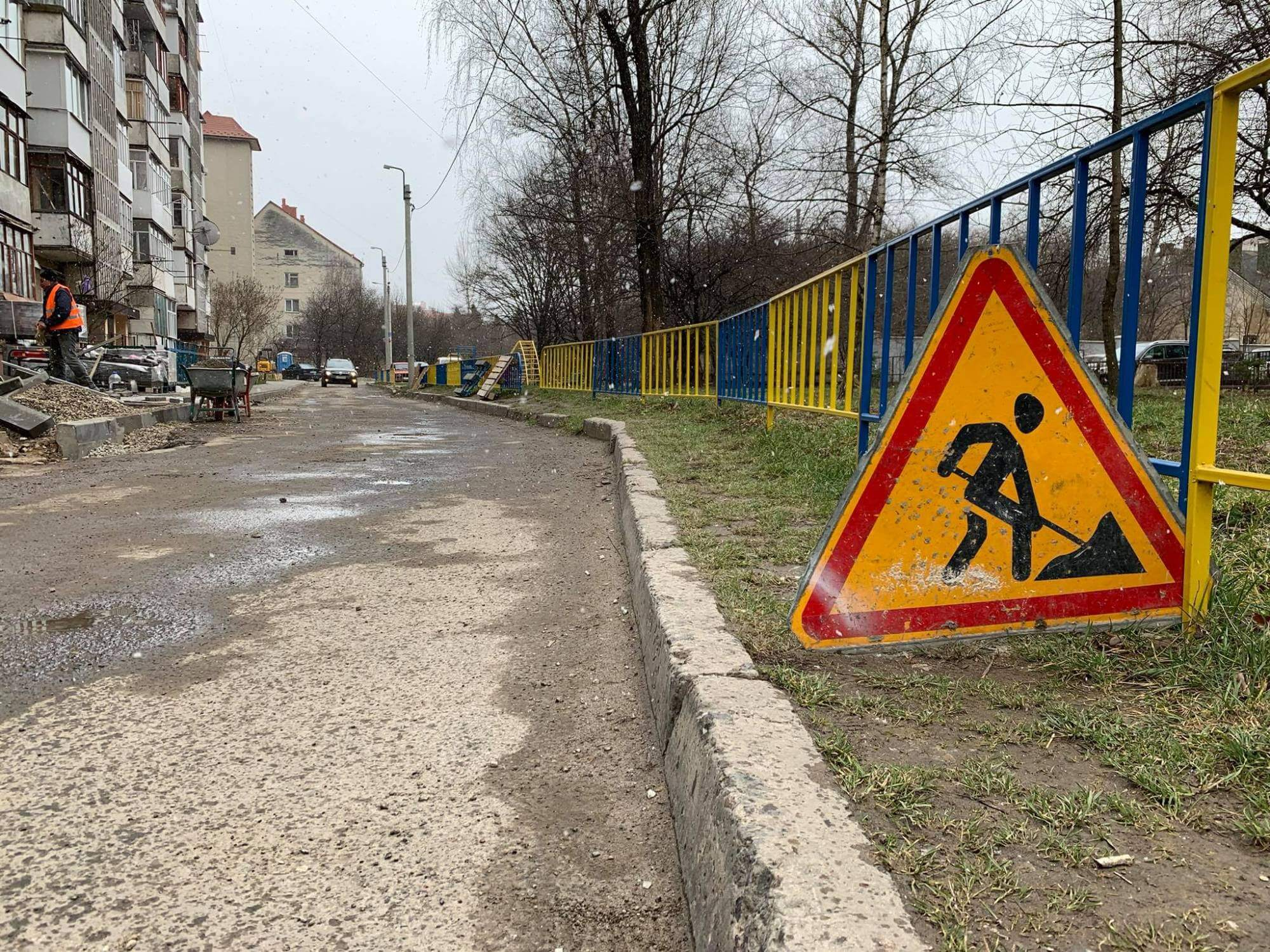 У Франківську на ямковий ремонт витратять 30 мільйонів гривень