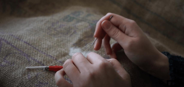 Як у Калуші готуються до створення найдовшого рушника в Україні (ВІДЕО)