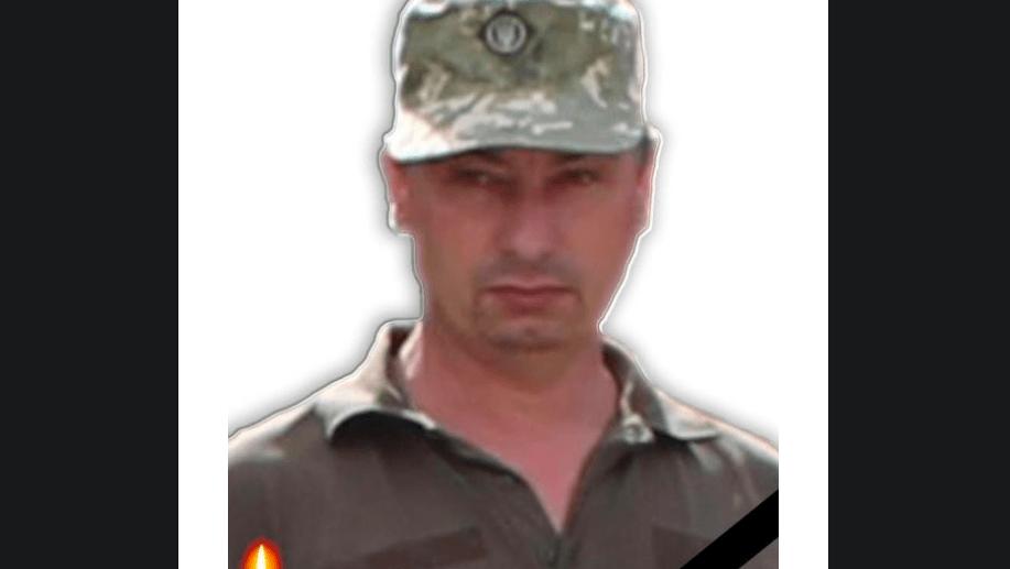 Завтра на Прикарпаття привезуть тіло Сергія Барнича, який загинув на Сході