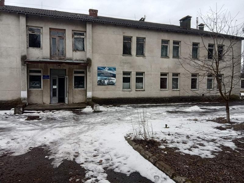 У Тлумачі планують відновити інфекційне відділення міської лікарні (ФОТО)