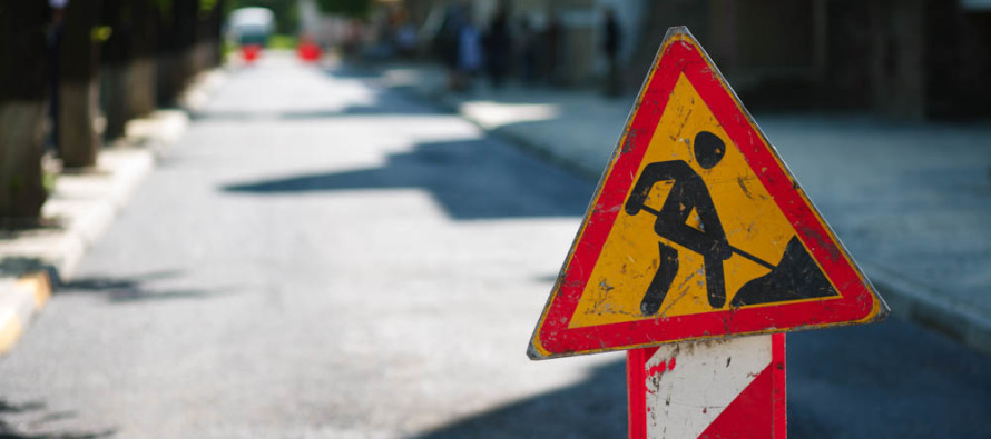 Ремонт дороги держзначення триває на Франківщині (ВІДЕО)