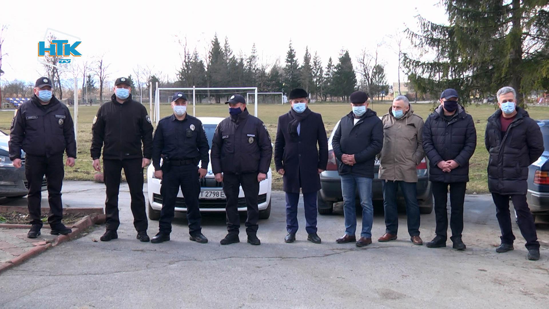 У селі на Коломийщині запрацювала поліцейська станція (ВІДЕО)