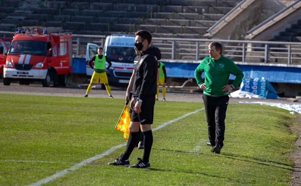 """Нападник і тренер """"Прикарпаття"""" – у символічній збірній 21 туру Першої ліги"""