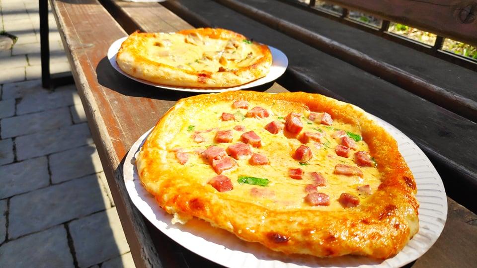 """На День міста франківців частуватимуть не тортом, а легендарною """"піцою зі стометрівки"""""""