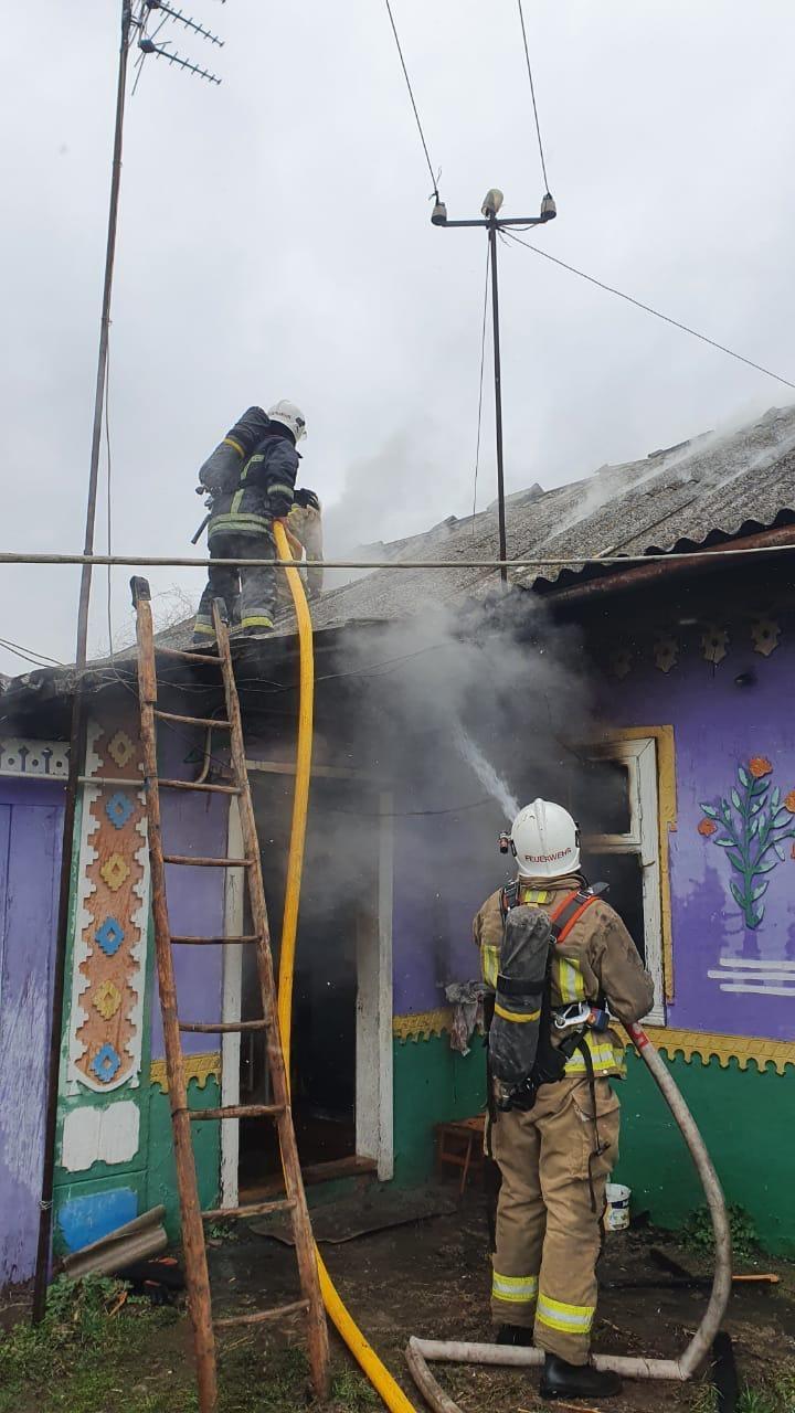 У Коломийському районі на згарищі виявили тіло 68-річного чоловіка (ФОТО)