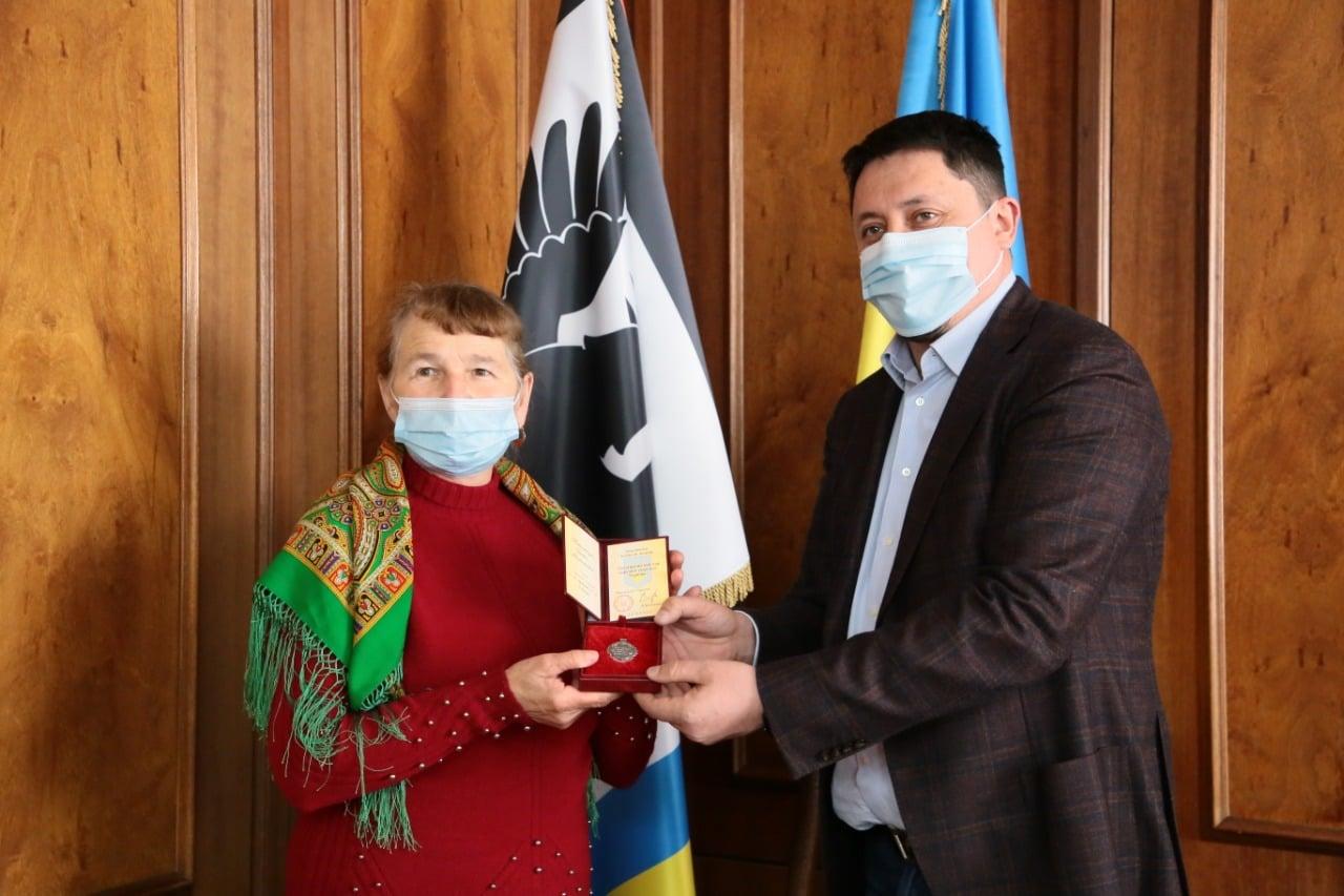 П'ятьох прикарпатців відзначили державними нагородами (ФОТО)
