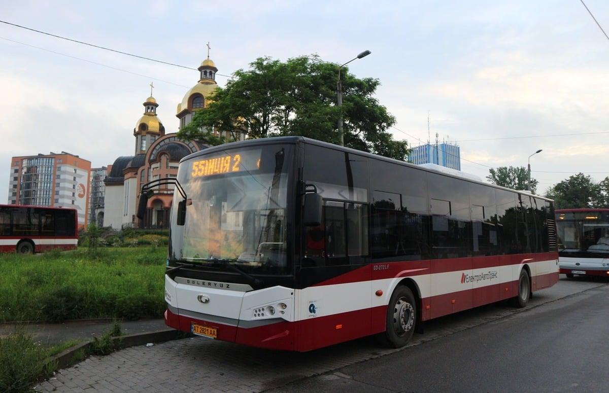 З 24 квітня по 4 травня: які франківські автобуси їздитимуть на кладовище у Чукалівку (СПИСОК)