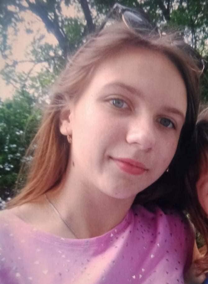 У Франківську зникла 15-річна дівчина, її шукають рідні і поліція (ФОТО)