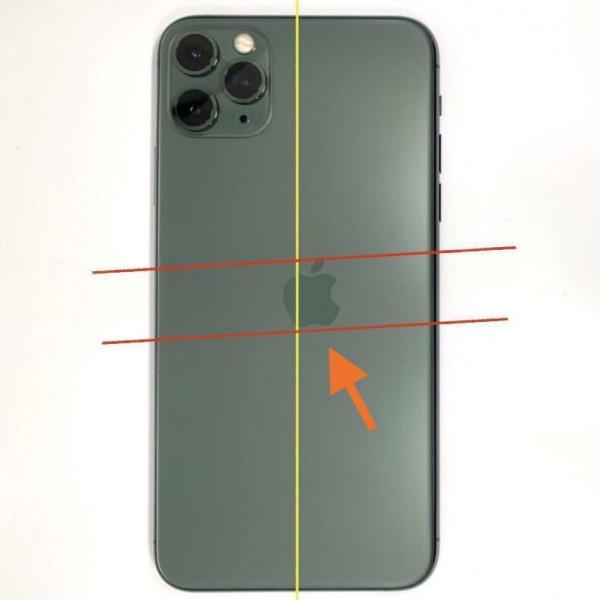 iPhone 11 Pro з рідкісним дефектом продали в три рази дорожче звичайної ціни (ФОТО)