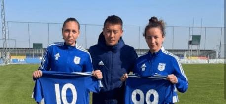 Франківська футболістка продовжить кар'єру в чемпіонаті Казахстану (ФОТОФАКТ)