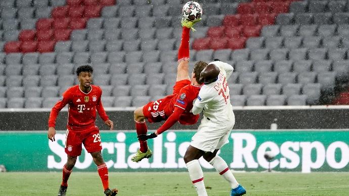 """Ліга Чемпіонів: """"Баварія"""" у Мюнхені програла ПСЖ, """"Челсі"""" сильніший за """"Порту"""""""