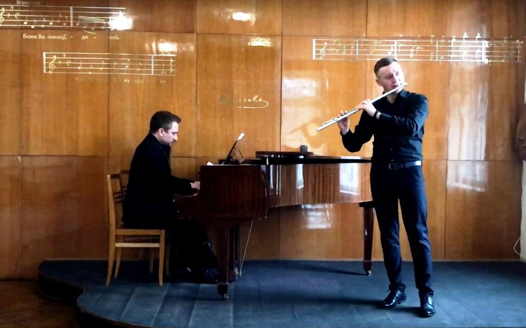 Магістрант Прикарпатського університету отримав Гран-прі міжнародного музичного конкурсу (ВІДЕО)
