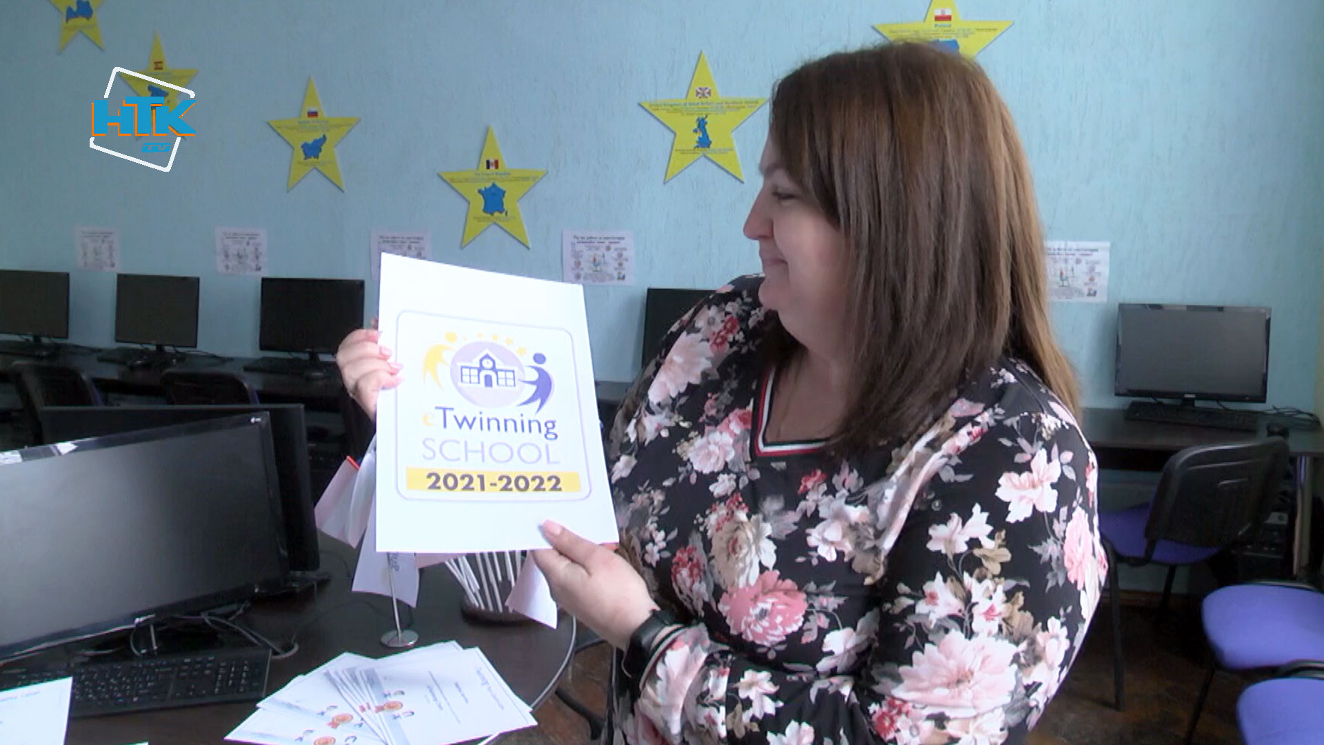 Відзнаку міжнародного рівня отримав ліцей у Коломиї (ВІДЕО)