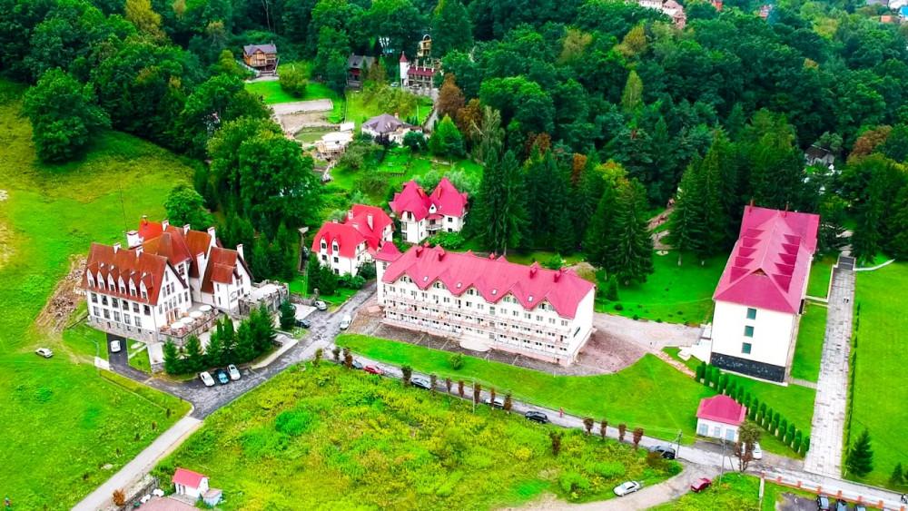 23 мільйони за кілометр: фірма Шевченка відремонтує дорогу до закарпатського санаторію за понад пів мільярда