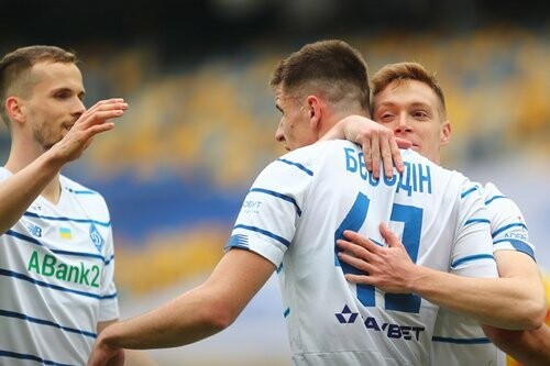 Динамо вперше за п'ять років стало чемпіоном України